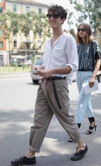 ultra casual fashion