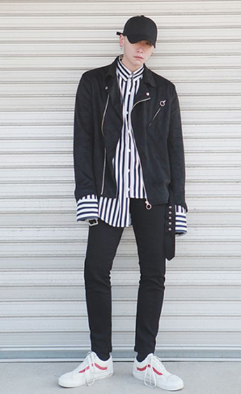 rollup skinny pants