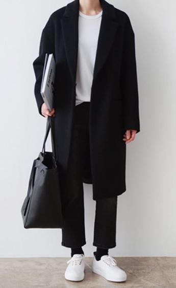 warm overcoats