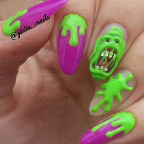 Spooky Ghost Design