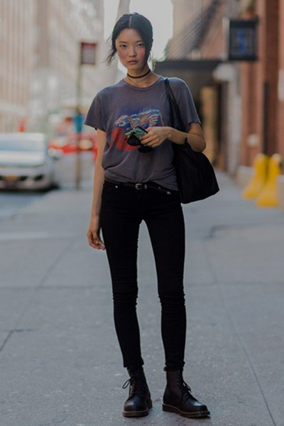 THE Look for New York