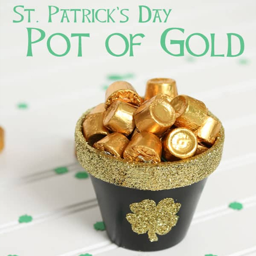 pot of gold paddys day